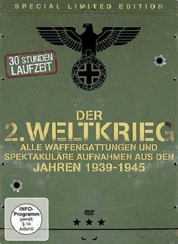 DVD »Der 2. Weltkrieg - Waffengattungen &...«