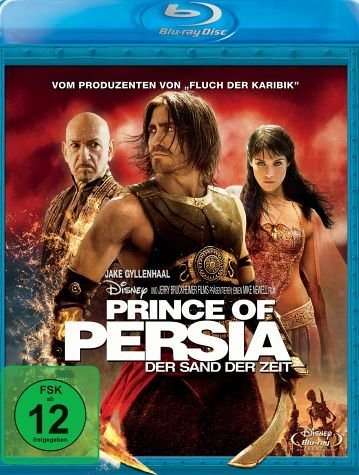 Blu-ray »Prince of Persia - Der Sand der Zeit«