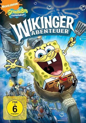 DVD »SpongeBob Schwammkopf - Wikinger Abenteuer«