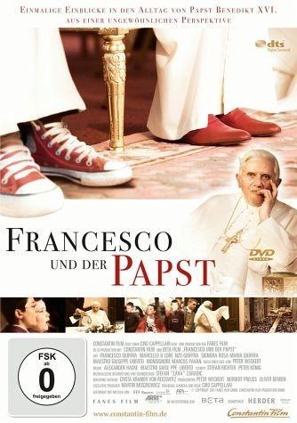 DVD »Francesco und der Papst«