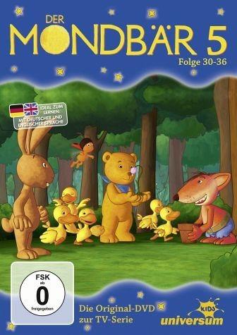 DVD »Der Mondbär 05«