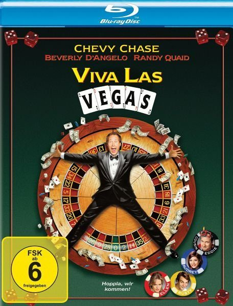 Blu-ray »Viva Las Vegas - Hoppla, wir kommen«