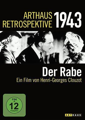 DVD »Arthaus Retrospektive 1943 - Der Rabe«