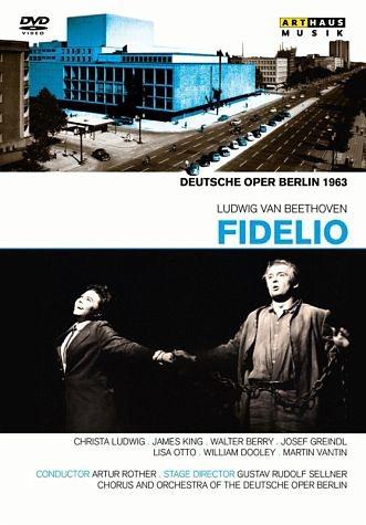 DVD »Beethoven, Ludwig van - Fidelio«
