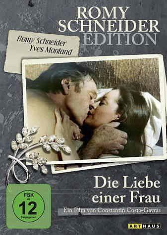 DVD »Die Liebe einer Frau (Romy Schneider Edition)«