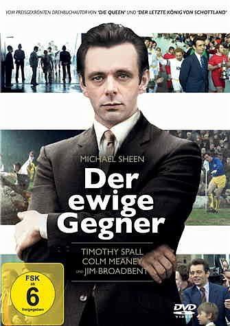 DVD »The Damned United - Der ewige Gegner«