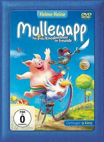 DVD »Mullewapp - Das große Kinoabenteuer der...«
