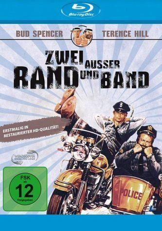 Blu-ray »Zwei außer Rand und Band«