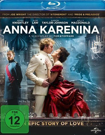 Blu-ray »Anna Karenina«