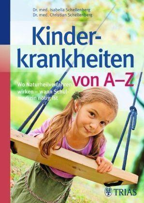 Gebundenes Buch »Kinderkrankheiten von A-Z«