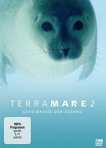 DVD »Terra Mare 2 - Geheimnisse der Ozeane (3 Discs)«