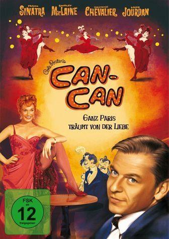 DVD »Can-Can - Ganz Paris träumt von der Liebe«