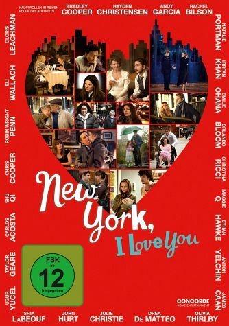DVD »New York, I Love You«