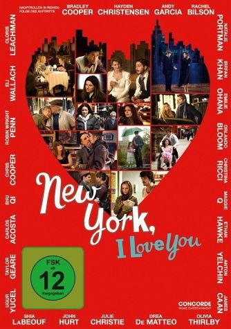 DVD »New York, I Love You«