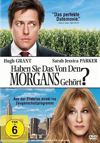 DVD »Haben Sie das von den Morgans gehört?«