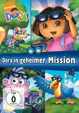 DVD »Dora - In geheimer Mission«