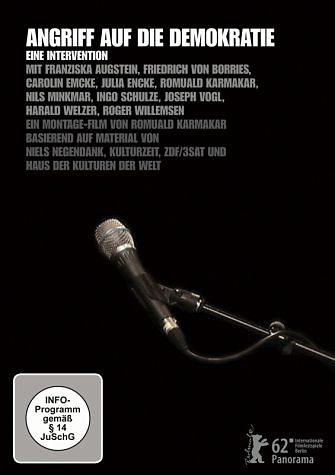 DVD »Angriff auf die Demokratie - Eine Intervention«