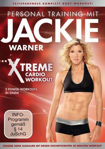DVD »Personal Training mit Jackie Warner - Xtreme...«