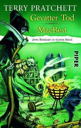 Broschiertes Buch »Gevatter Tod & MacBest / Scheibenwelt Bd.4 & 6«