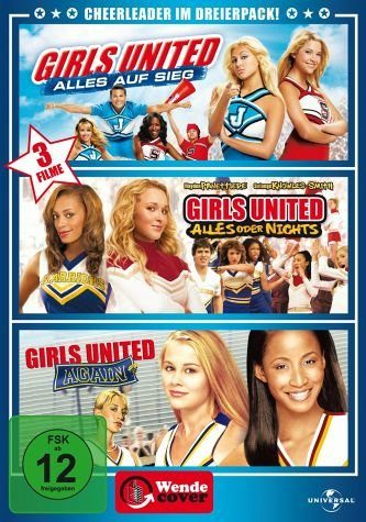 DVD »Girls United 2-4«