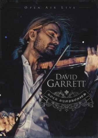 DVD »Rock Symphonies - Open Air Live«