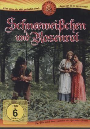 DVD »Schneeweißchen und Rosenrot«