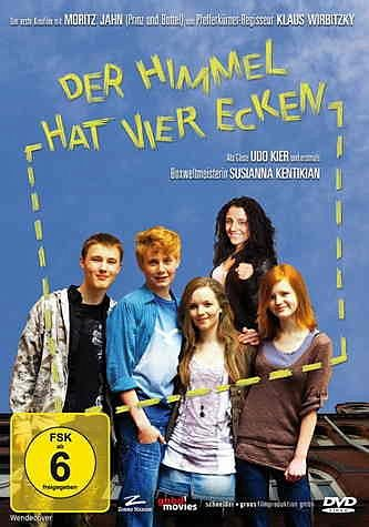 DVD »Der Himmel hat vier Ecken«