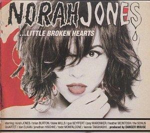 Audio CD »Norah Jones: Little Broken Hearts«