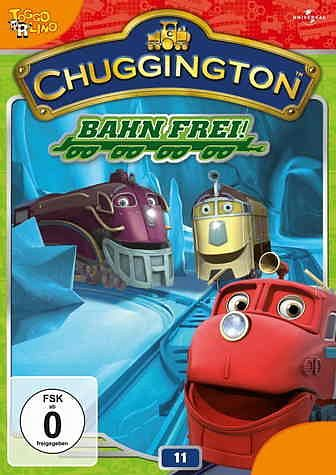 DVD »Chuggington 11 - Bahn frei!«