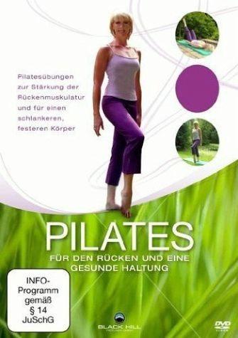 DVD »Pilates - Für den Rücken und eine gesunde Haltung«