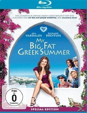 Blu-ray »My Big Fat Greek Summer (Special Edition)«