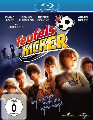 Blu-ray »Teufelskicker«