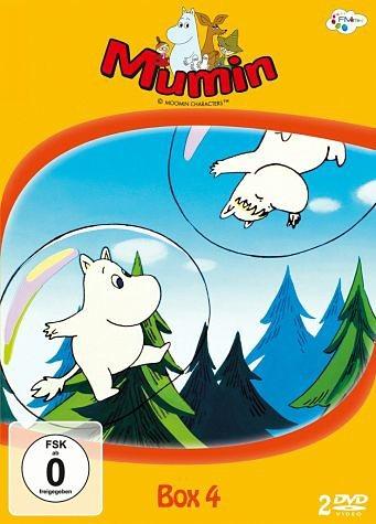 DVD »Die Mumins - Box 4 (2 Discs)«