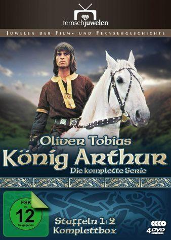 DVD »König Arthur - Die komplette Serie (4 Discs)«