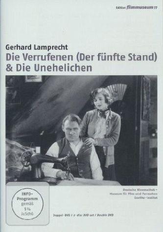 DVD »Die Verrufenen (Der fünfte Stand) / Die...«
