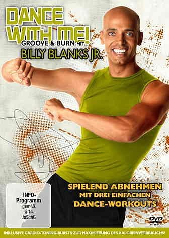 DVD »Dance with me! - Groove & Burn with Billy...«