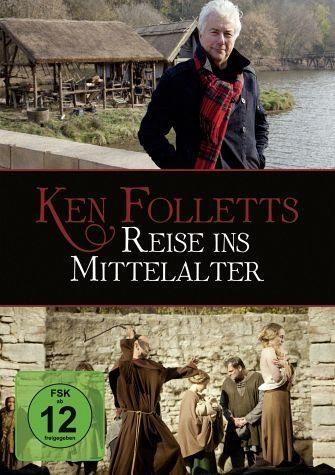 DVD »Ken Folletts Reise ins Mittelalter«