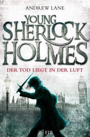 Broschiertes Buch »Der Tod liegt in der Luft / Young Sherlock...«