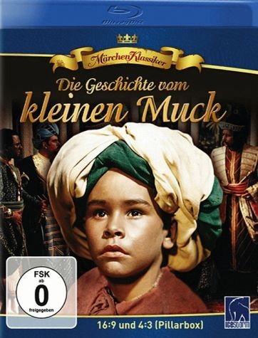 Blu-ray »Die Geschichte vom kleinen Muck«