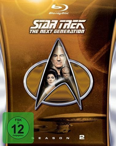 Blu-ray »STAR TREK: The Next Generation - Season 2«