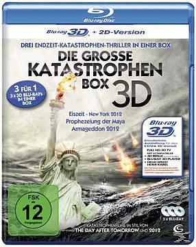 Blu-ray »Die große Katastrophenbox«