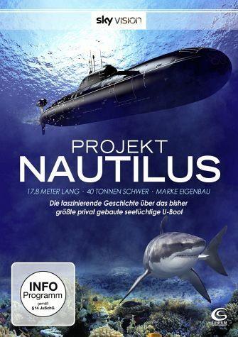 DVD »Projekt Nautilus«