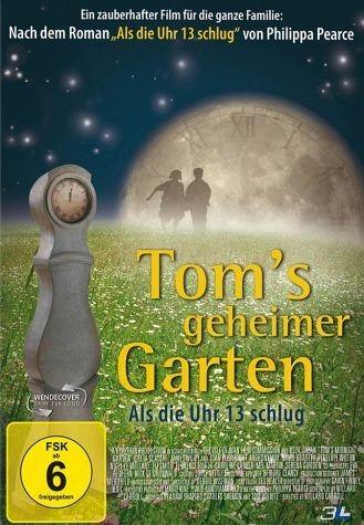 DVD »Tom's geheimer Garten - Als die Uhr 13 schlug«