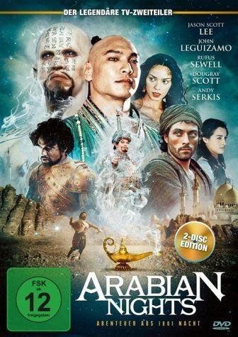 DVD »Arabian Nights - Abenteuer aus 1001 Nacht (2...«