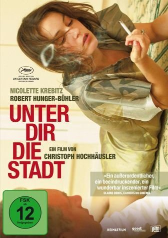 DVD »Unter dir die Stadt«