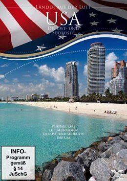 DVD »Länder aus der Luft - USA: Ost-und Südküste«