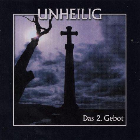 Audio CD »Unheilig: Das 2.Gebot«