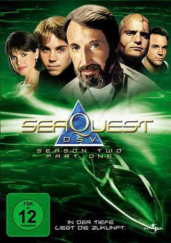 DVD »SeaQuest - Season 2.1 (3 Discs)«