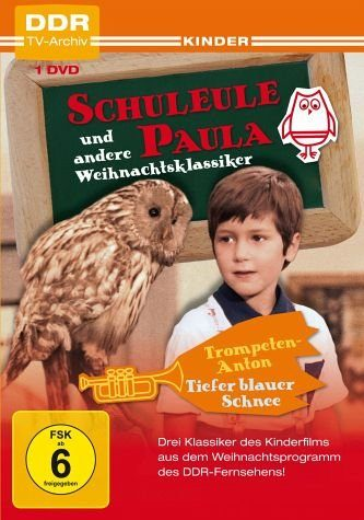 DVD »Die Schuleule Paula und andere...«