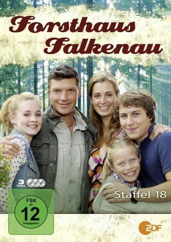 DVD »Forsthaus Falkenau - Staffel 18 (3 Discs)«
